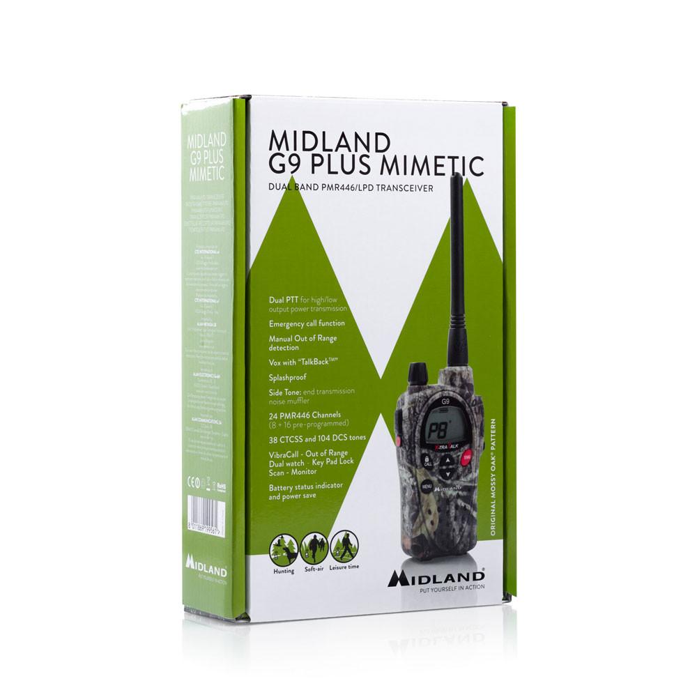 ALBRECHT Midland G9 Plus